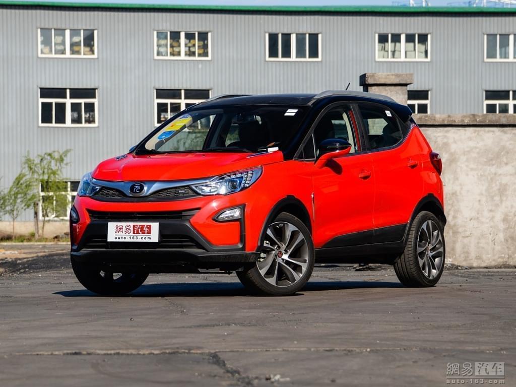 专供电商 比亚迪元三款新车型售7.29万起