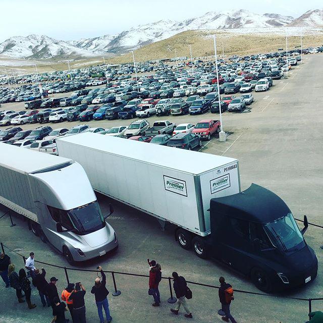 特斯拉卡车将进行实地满载测试 全程距离433公里