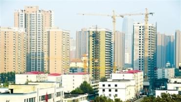 2016年12月份郑州市住宅销售均价