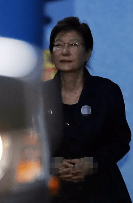 朴槿惠牢房曝光:驻韩美军囚犯专用 堪比酒店套房