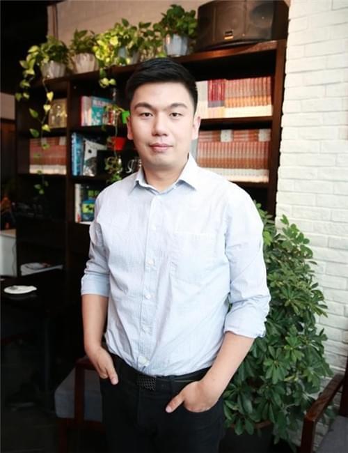 2017中国AI英雄风云榜商业创新人物候选人之徐立
