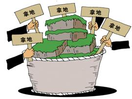 土地拍卖市场降温 房企热衷自己找地