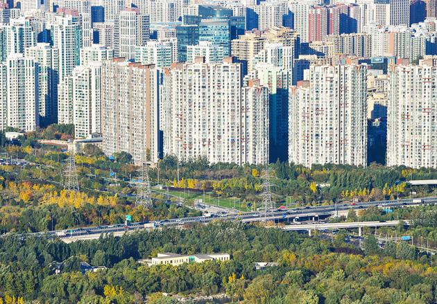 地产调控见效 北京9个多月二手房价降13%