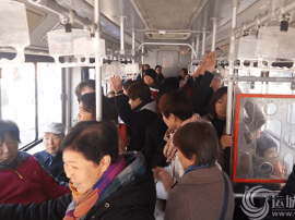 运城市区机动车限行措施获市民理解