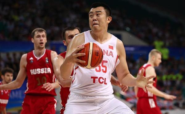 金砖篮球赛:中国53-58俄罗斯 大韩18+9