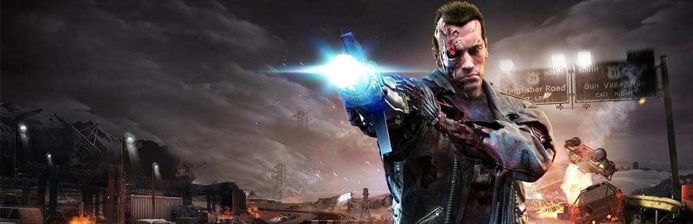 《终结者2:审判日》评测:超高自由度的TPS手游