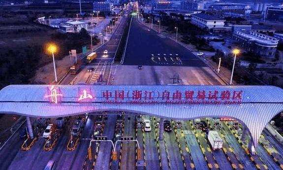 """浙江自贸试验区""""独宠""""舟山:有良港还有油品产业"""