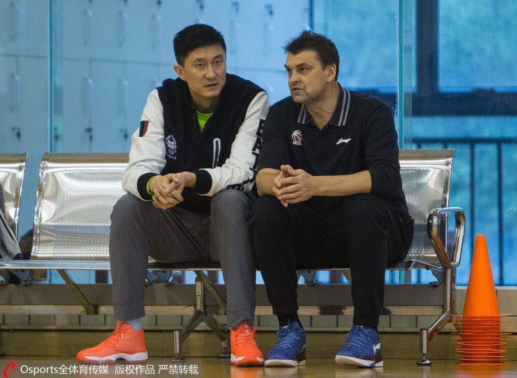 肖恩上赛季是广东男篮