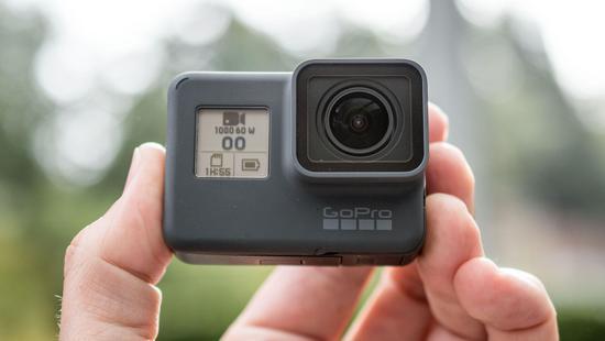 GoPro第一季度营收2.02亿美元 净亏7635万