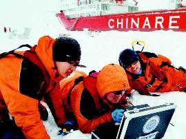 太原理工大学:一位90后博士的北极之旅