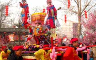 春节太原庙会亮点先睹为快