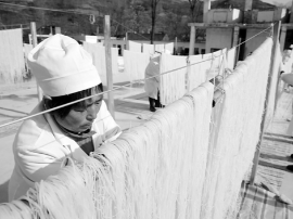 卢氏县横涧乡:有效增加农民收入