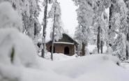 瓦屋山!一到冬天就美成了最纯粹的远方