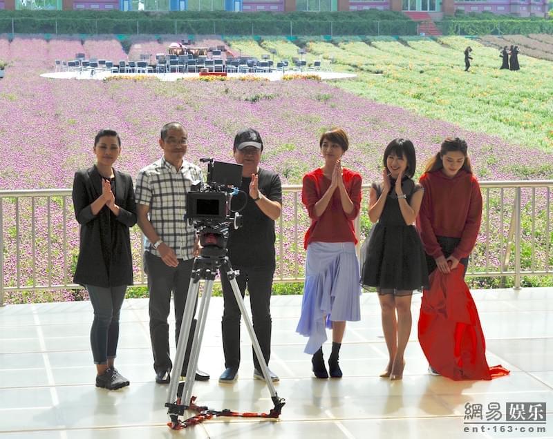 高希希执导广州宣传片 大赞取景地媲美迪士尼