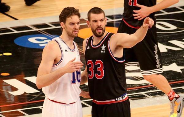 """看!NBA的中锋已被""""老外""""承包"""