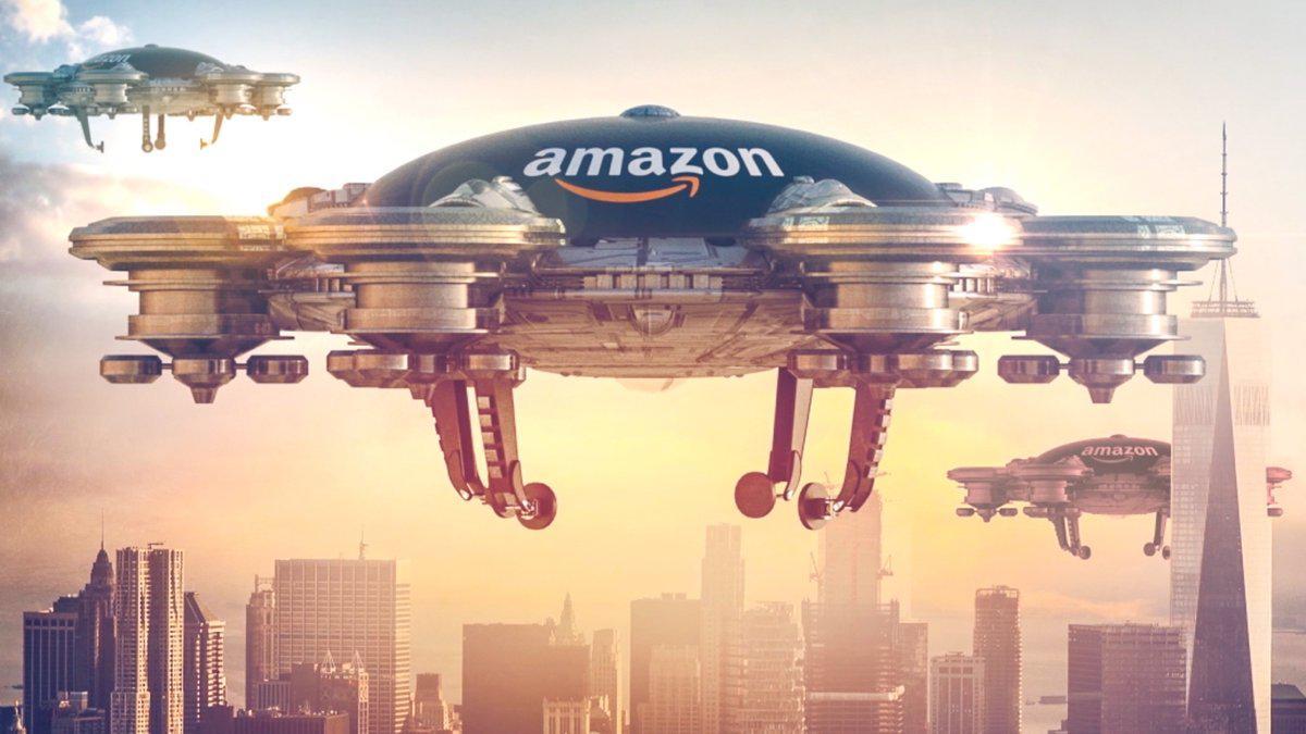 市值冲破7000亿美元,揭秘亚马逊的人工智能革命史