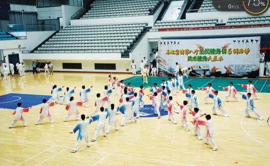 今天全民健身日 市部分体育场馆免费开放