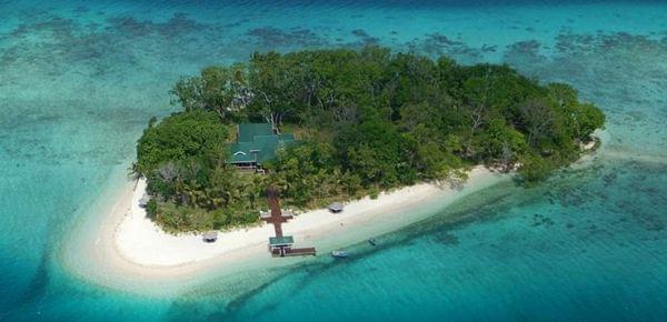 卡斯特威海岛售卖 沙滩豪宅价值千万