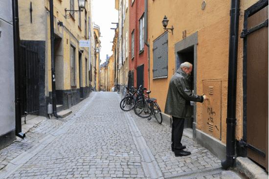 【前途,在路上】走进时光里的老城——斯德哥尔摩