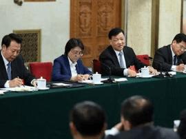 布小林调研自治区成立70周年庆祝活动筹备工作