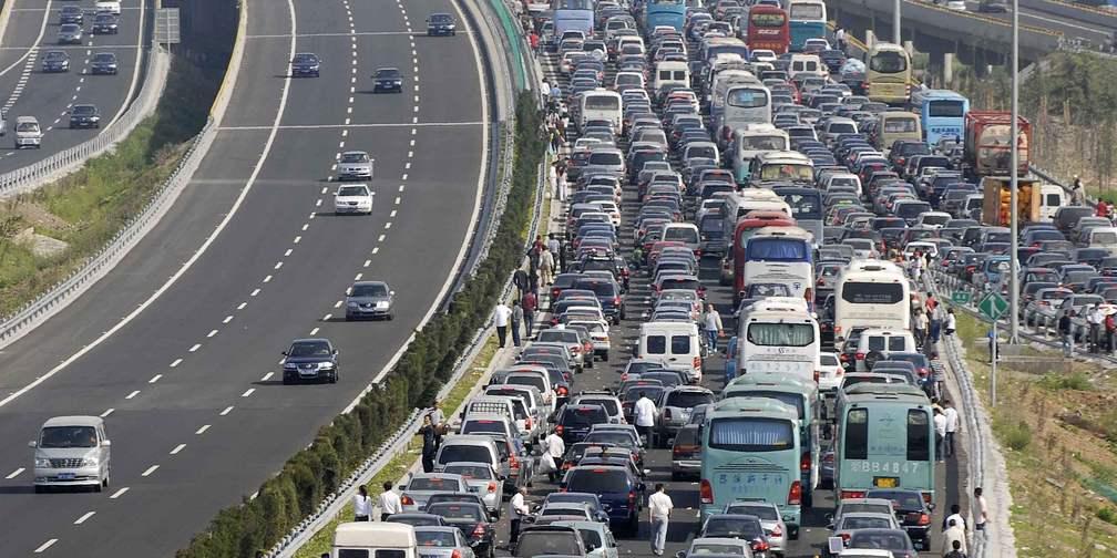 拒绝堵车 看北京疏堵工程是如何实现的?