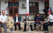 农民用铁盆做乐器获专利