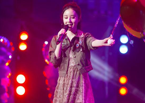 金思雨加盟长春春晚舞台 献唱《带你去旅行》