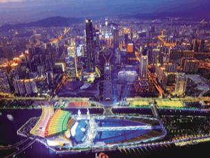 广州要打造精品珠江第三轴!水上环线、绿道、步道、一