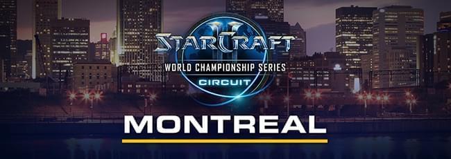 星际争霸2:WCS蒙特利尔站比分专题报道