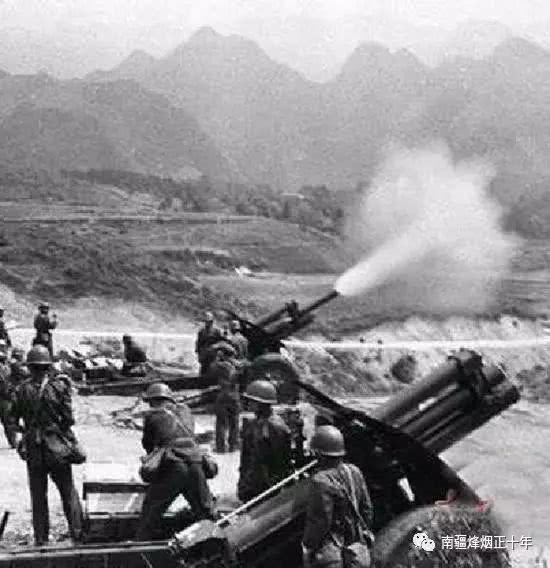 解放军炮兵太厉害:越军一个营瞬间变成300具尸体