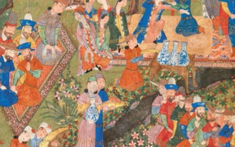 公元14到18世纪:中国青花在海外