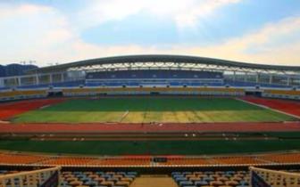 第八届农运会将在黄石体育馆举行
