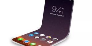 苹果史上最大变化:可折叠iPhone