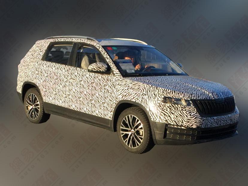 全新紧凑级SUV 斯柯达KAMIQ将今日首发