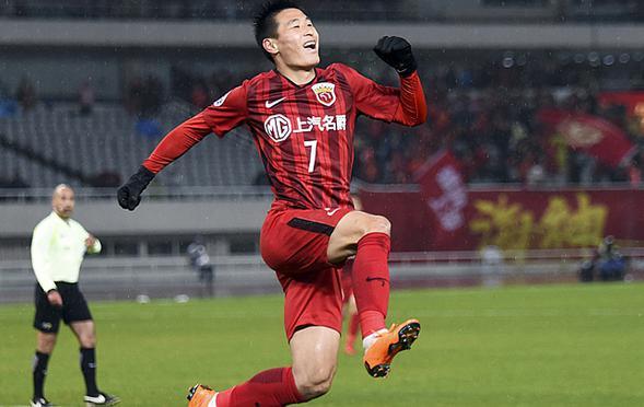武磊造三球 上港亚冠4-1大胜