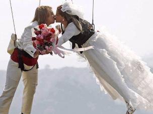 这样的奇葩婚礼,你敢要吗?请接招!