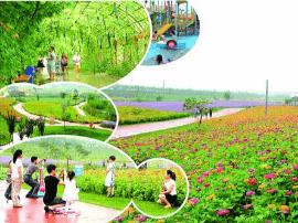 满城推动全域旅游发展 打造城市休闲度假花
