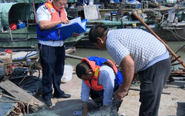 2020年泰州长江渔民全面退捕上岸