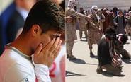 踢球会被枪杀的叙利亚足球