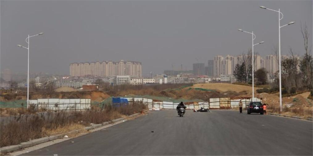 """紫荆山南路""""最后1公里""""为何迟迟未修通"""