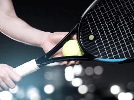 """""""体彩杯""""运城·三门峡网球交流赛暨运城网球公开赛开"""