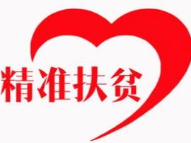 江城区52户贫困户喜获扶贫物资