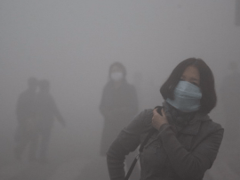 12月1日至4日 山西将出现一次重污染天气过程