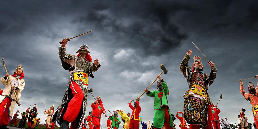 首届中国·建始国际始祖文化旅游节