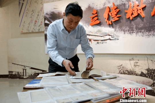 重庆大学老教师因手绘机械图意外走红