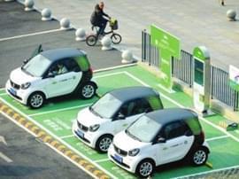 9月首批100台电动汽车登陆 宜昌迎来共享汽
