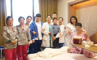 28岁瘢痕子宫孕妈 顺产梦圆重庆安琪儿妇产医院