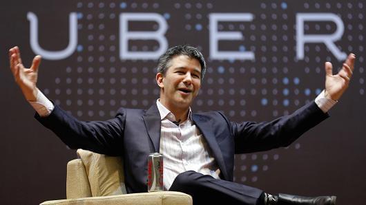 在卡兰尼克之前,Uber还有过一任CEO