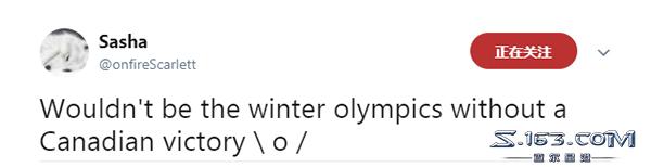 又是种族的锅?国外网友热议Scarlett星际冬奥会夺冠