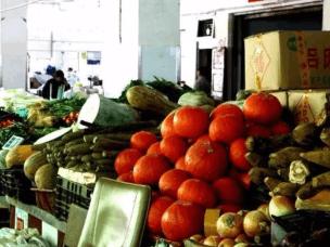 如果你对生活失去希望 一定要逛逛昆明的菜市场